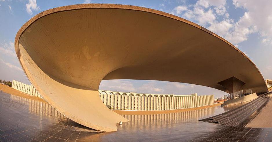 Concha acústica - Brasília (DF)