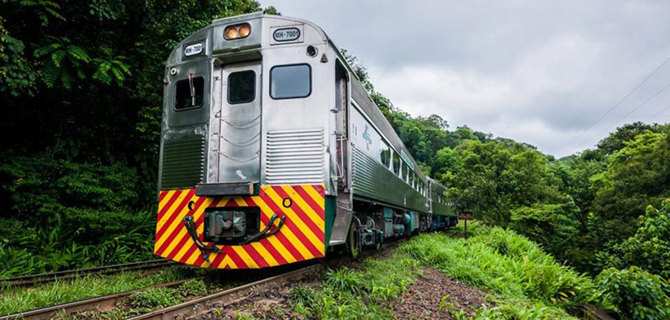 Trem da Serra do Mar - Curitiba (PR)