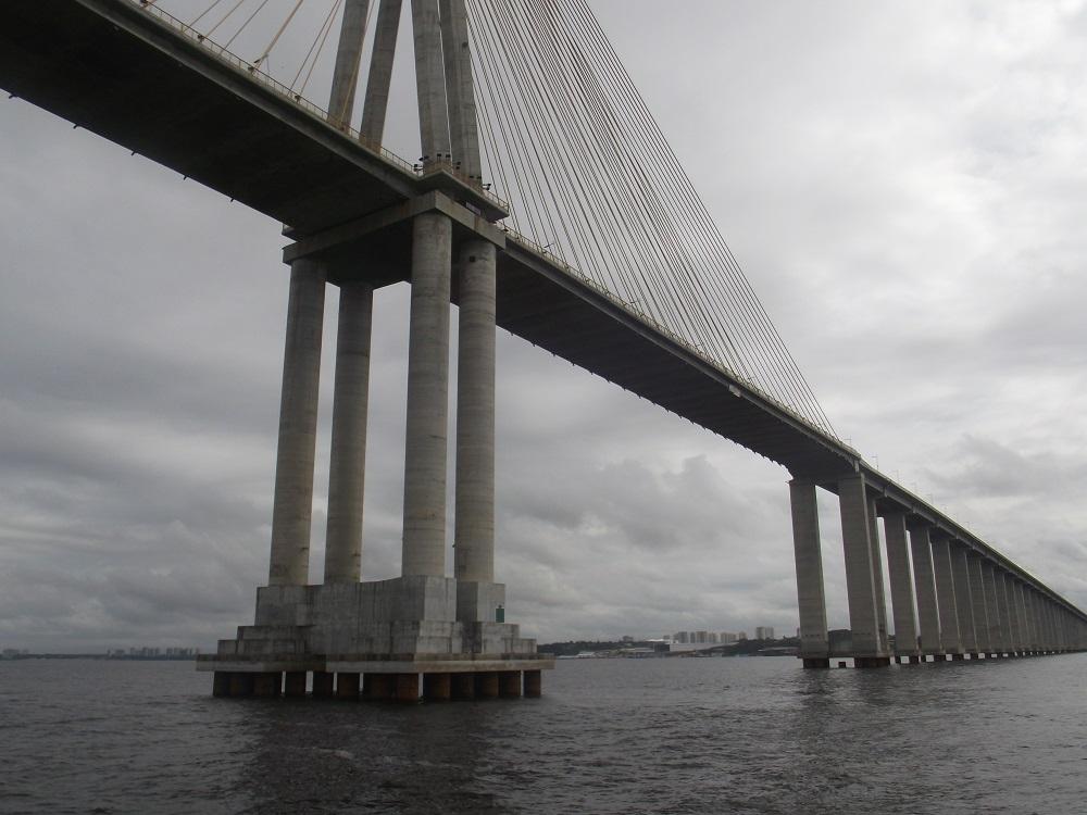Ponte Rio Negro - créditos: Fabrício Angelo