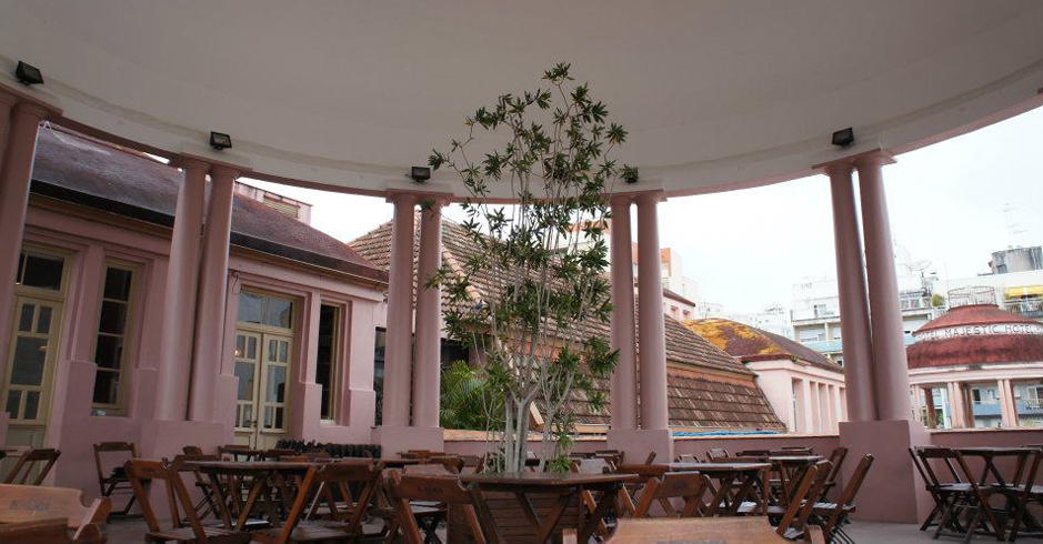 Casa de Cultura Mario Quintana - Porto Alegre (RS)