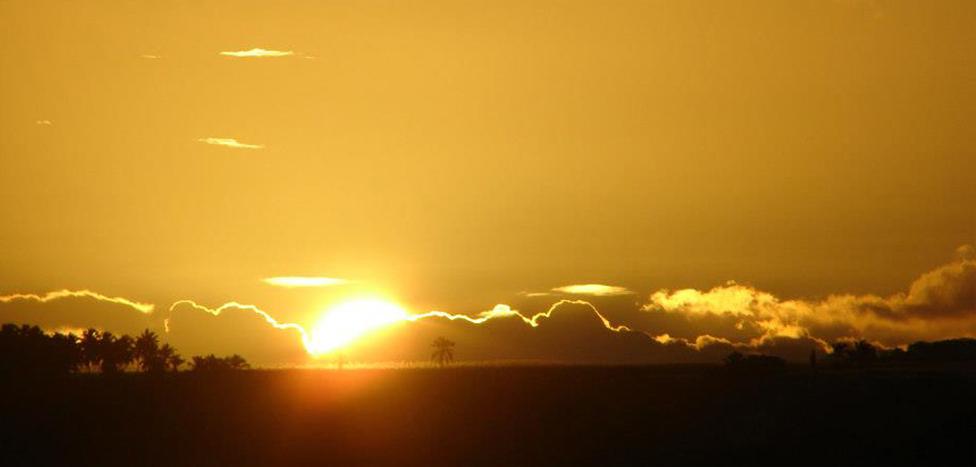 Pôr do sol - João Pessoa (PB)