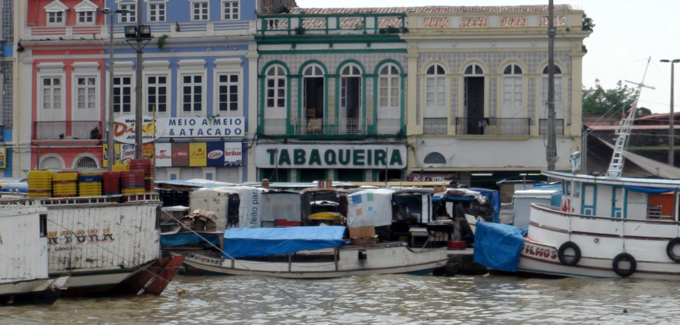 Mercado Ver o Peso - Belém (PA)