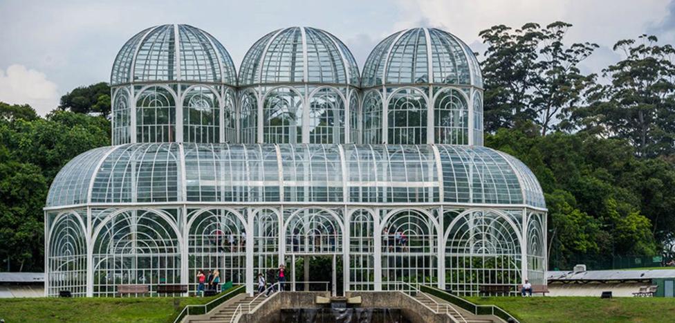 Jardim Botânico - Curitiba (PR)