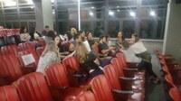 Estudantes e profissionais da saúde de Porto Alegre participam de mais uma atividade dos projetos da Rede Unida